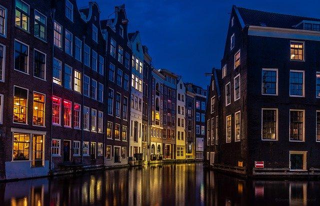 domy holenderskie
