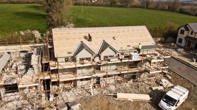 domy bez pozwolenia na budowę