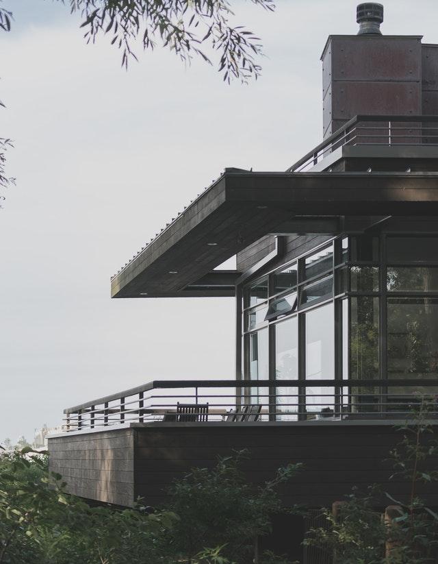 dom nowoczesny