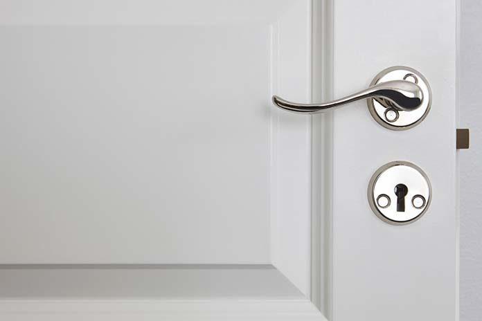 Eleganckie klamki do drzwi