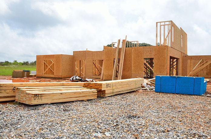 Budowa domów, a materiały